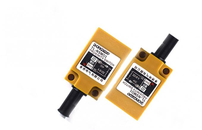 High Durability Inductive Sensor Switch Versatile IP67 Protection Structure