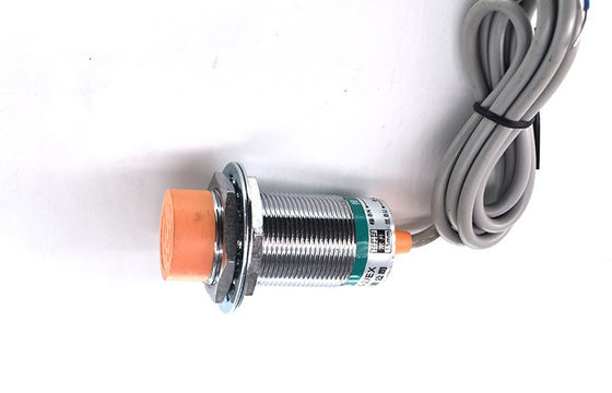 China Magnetic Metal Waterproof Proximity Switch , Inductance Proximity Sensor distributor